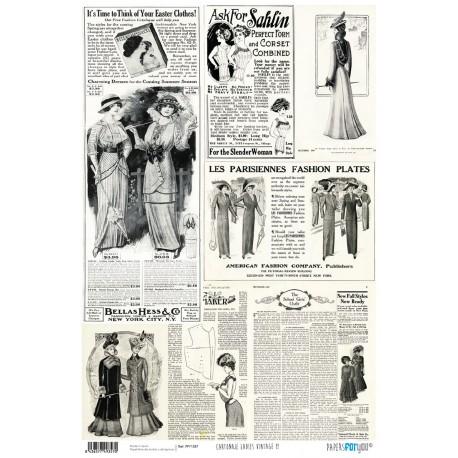 PFY Ladies Vintage II 50x35