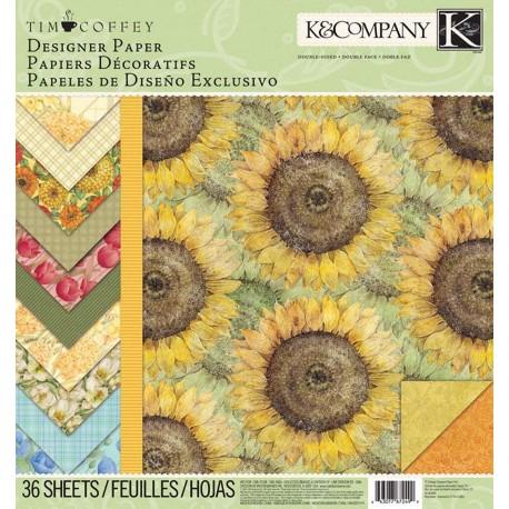 Papel K&COMPANY Classic Designer 30x30