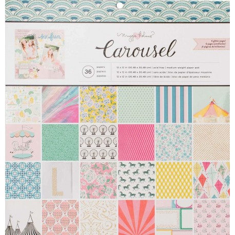 Papel MAGGIE HOLMES Carousel 30x30