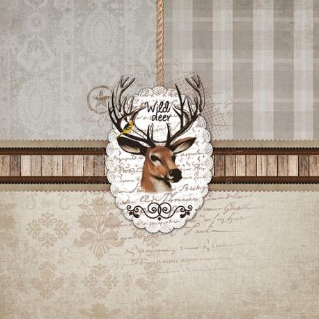 SERVILLETAS- Eild Deer