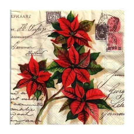 SERVILLETAS- Christmas Greetings