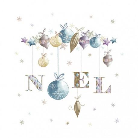 SERVILLETAS- Noel