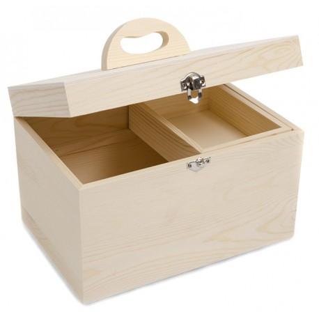 Caja con Asa 25x17x16cm