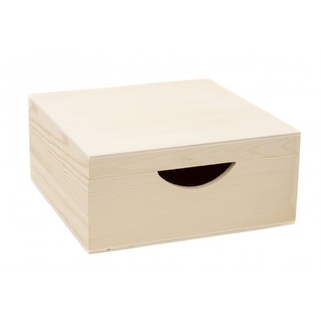 Caja Servilletas 20x20x9cm