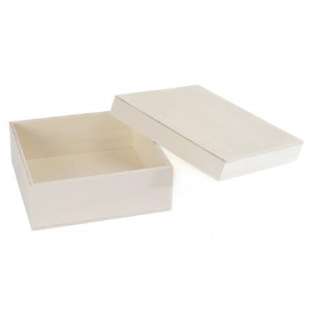 Caja 17x17x6cm