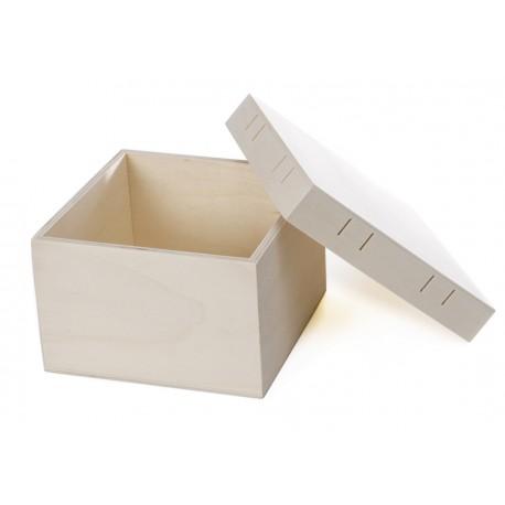 Caja Pasa Cintas 15.5x15.5x9.5cm