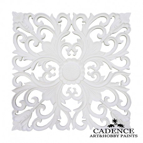 Placa Decorativa 2 38.5x38.5cm CADENCE