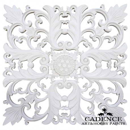 Placa Decorativa 1 44x44cm CADENCE
