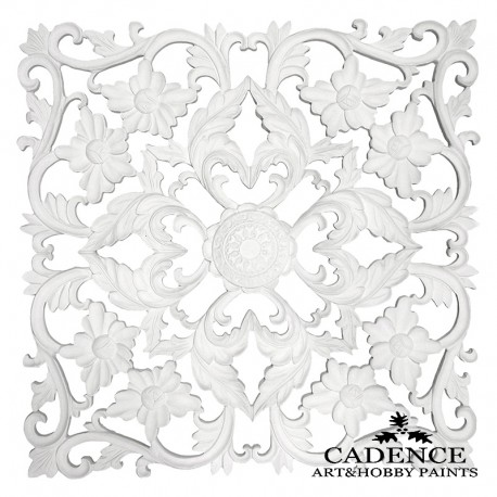 Placa Decorativa 4 57x57 CADENCE