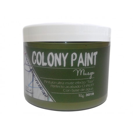 Colony Paint LAGOON Chalky 650gr.