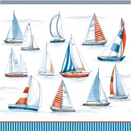 SERVILLETAS- Sailing