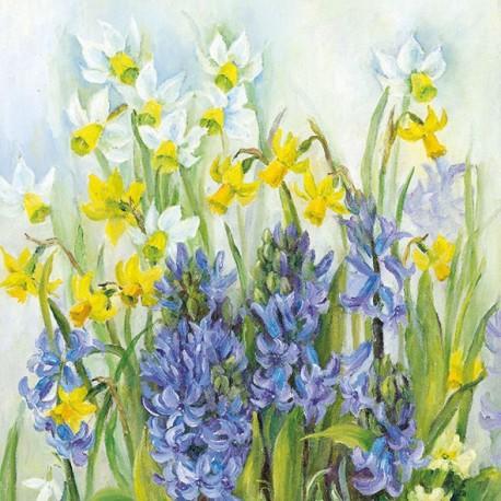 SERVILLETAS- Spring In Bloom