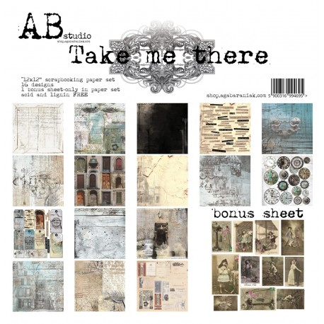 Take Me There AB STUDIO 30x30 6und.