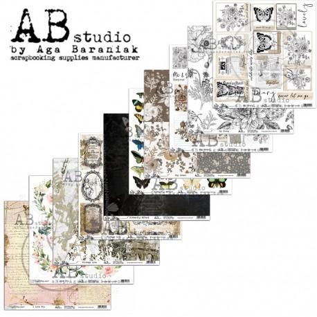 Set AB STUDIO 30x30 14 und.
