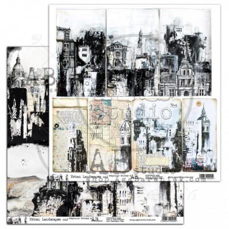 Urban Landscape 2 AB STUDIO 30x30