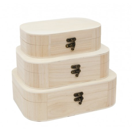 Set 3 Cajas 28.5x22x8.5cm