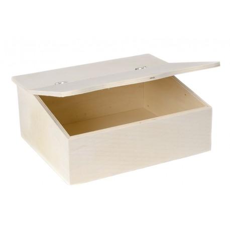 Caja Tapa Abatible 25x21x10.5cm