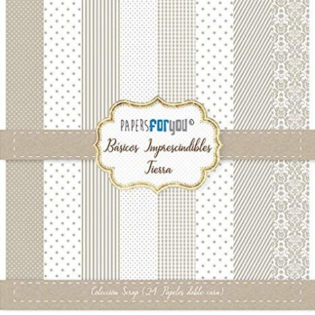 Paper For You MINI SHABBY CHIC TIERRA