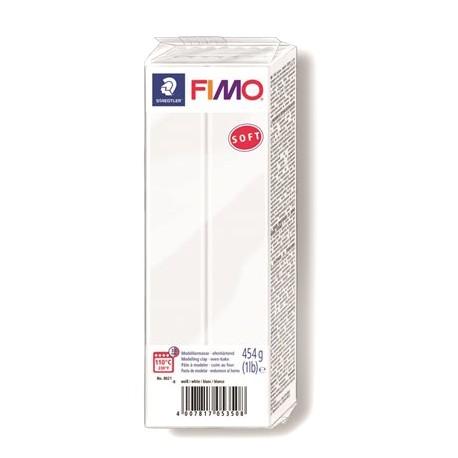 FIMO SOFT 454gr BLANCO Nº 0