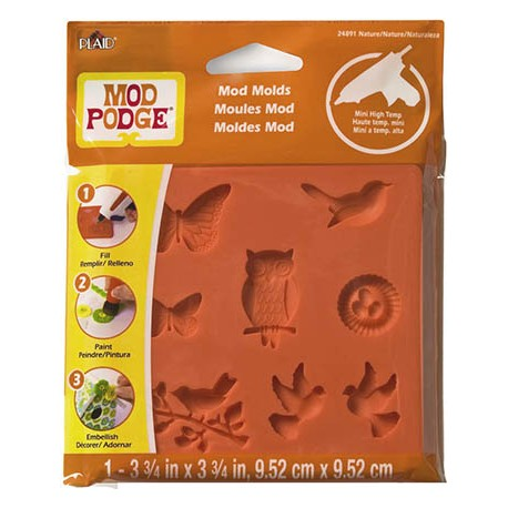 Molde MOD PODGE Nature