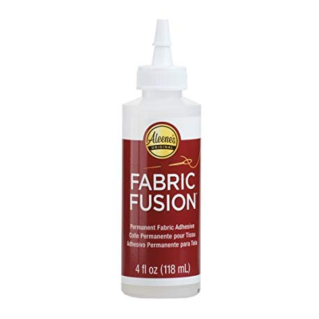 Aleene's TACKY GLUE Fabric Fusion 118ml