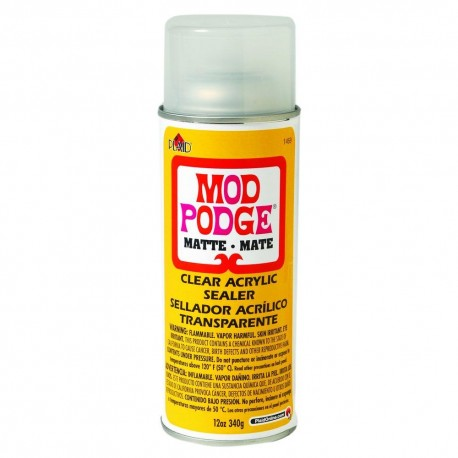 Mod Podge SPRAY SELLADOR Mate 340gr.