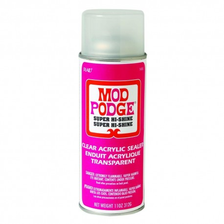 Mod Podge SPRAY SELLADOR Super Brillo 340gr.