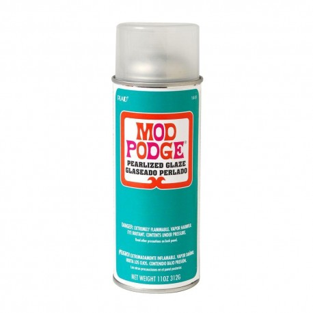 Mod Podge SPRAY SELLADOR Perlado 340gr.
