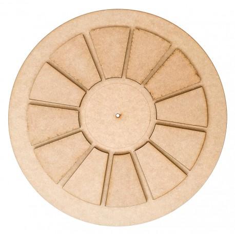 Reloj Placas Curso CADENCE
