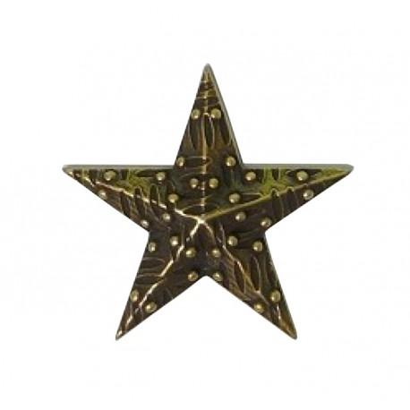 MitFORM Estrella Chapa Peq. 32x32