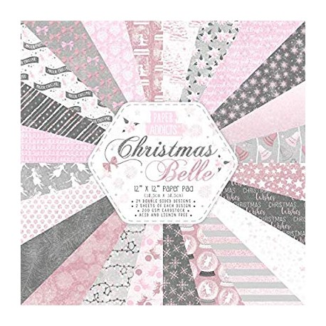 Paper Addict CHISTMAS BELLE 30x30