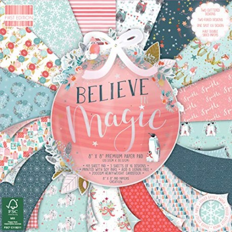 Believe Magic FIRST EDITION 30x30