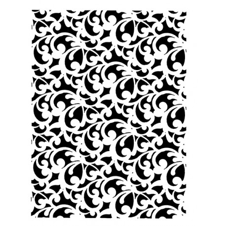 Stencil BACKGROUND Cadence 15x20
