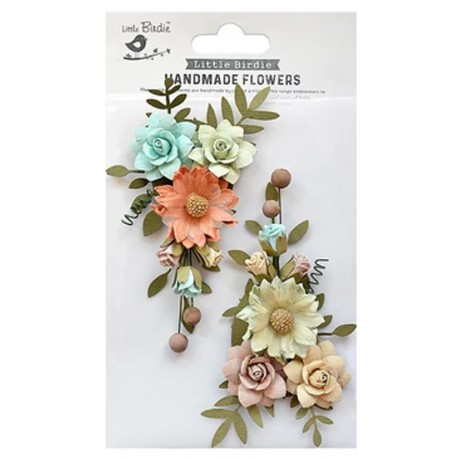 Handmade Flowers - FAIRY ROSA WOODLAND STORIES