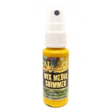 Mix Media SHIMMER Amarillo