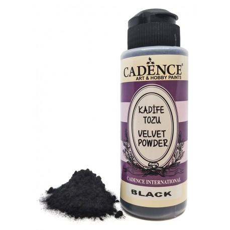 Velvet Powder NEGRO Cadence