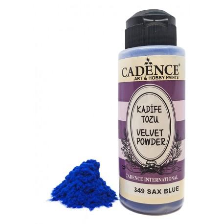 Velvet Powder AZUL SAX Cadence