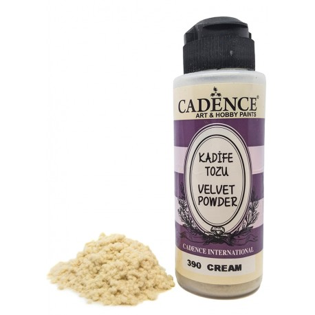Velvet Powder CREMA Cadence