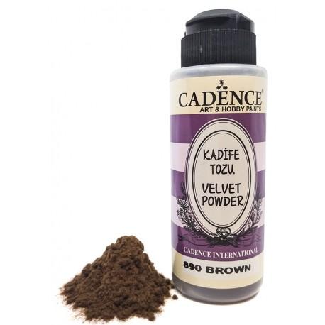 Velvet Powder MARRÓN Cadence