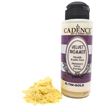 Velvet Shimmer Powder ORO Cadence