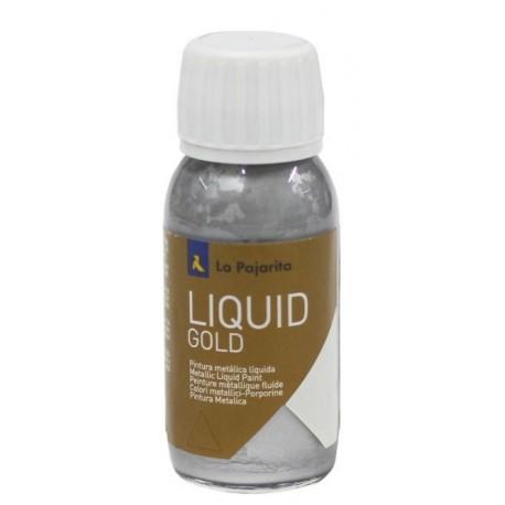 Liquid Gold LA PAJARITA Plata