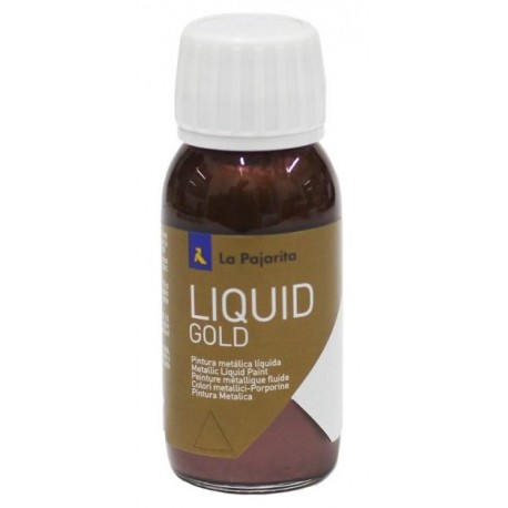 Liquid Gold LA PAJARITA Cobre