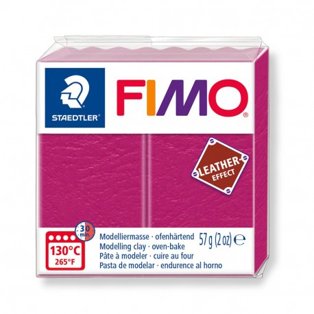 FIMO Effect Leather Baya