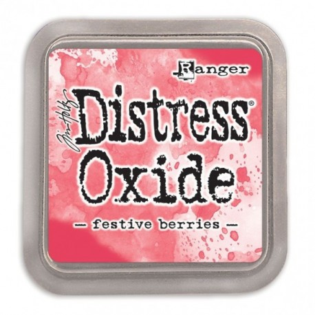 Distress Oxide FESTIVE BERRIES
