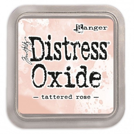 Distress Oxide TATTERED ROSE