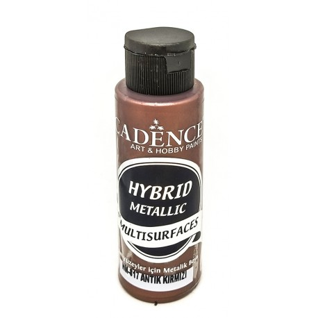 Hybrid Metallic MORADO OSCURO 70ml.