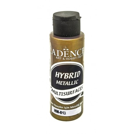 Hybrid Metallic ORO OSCURO 70ml.