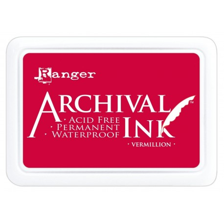 Tinta ARCHIVAL INK Vermillion