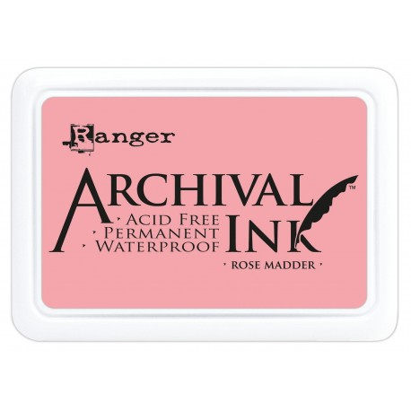 Tinta ARCHIVAL INK Rose Madder