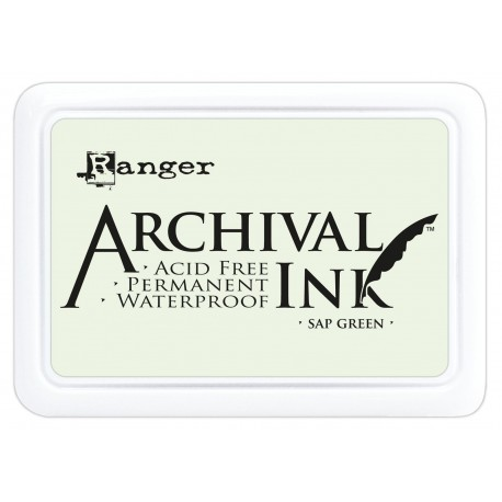 Tinta ARCHIVAL INK Sap Green